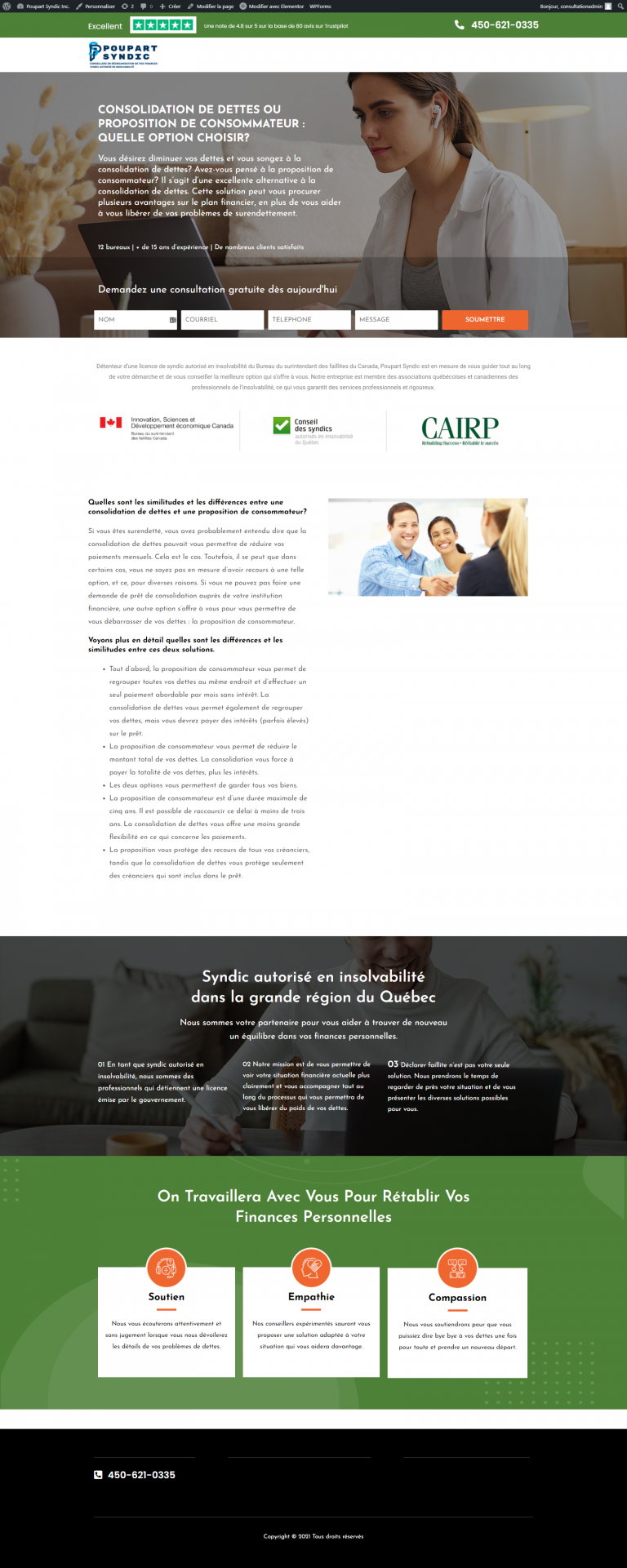 site3-768x1921 Conception Site Web Lachine